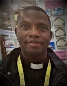 Fr. David-Mary Odunsi
