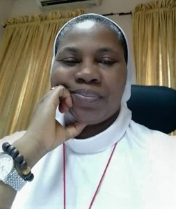 Rev. Sr. Mary Jane Oiza Ojapah, EHJ