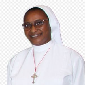Rev. Sr. Therese Marie Afareha The Vicar General